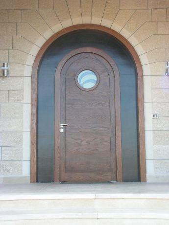 דלת כניסה - זיאד שריף - איואן