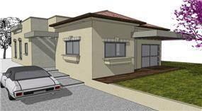 בית צמוד קרקע בדרום - אדרת אדריכלות ועיצוב פנים