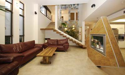 סלון - קמי אדריכלים