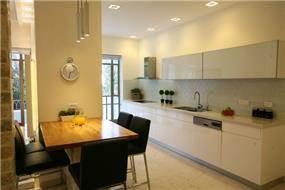 מטבח יוקרתי, איריס מרקו - עיצוב ואדריכלות פניפ