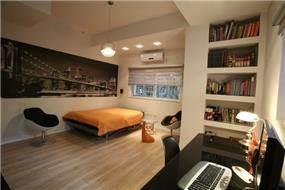חדר מעוצב, איריס מרקו - עיצוב ואדריכלות פנים