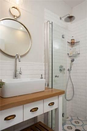 אמבטיה, איריס מרקו - עיצוב ואדריכלות פנים