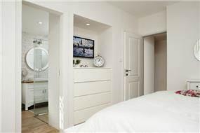חדר שינה יוקרתי, איריס ברקו - עיצוב ואדריכלות פנים