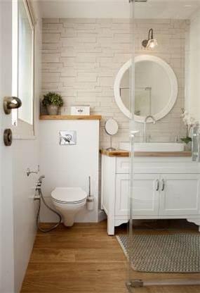 אמבטיה מעוצבת, איריס מרקו - עיצוב ואדריכלות פנים