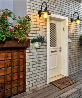 כניסה לבית, איריס מרקו - עיצוב ואדריכלות פנים