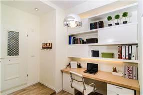 חדר עבודה, איריס מרקו - עיצוב ואדריכלות פנים