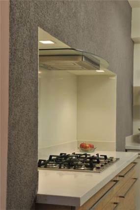 נישת בישול במטבח, מיכל חורש סומך אדריכלית