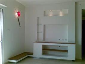 מזנון לסלון - DETAILS תכנון אדריכלי עיצוב פנים וביצוע.