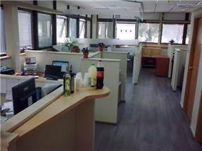 משרד - DETAILS תכנון אדריכלי עיצוב פנים וביצוע.