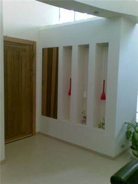 מבואת כניסה - DETAILS תכנון אדריכלי עיצוב פנים וביצוע.