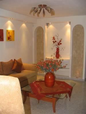 עיצוב סלון בדירה - אייל עיצובים