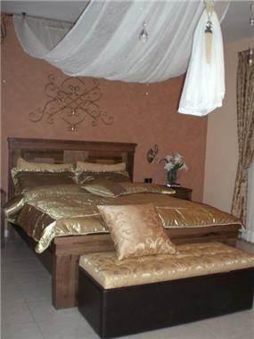 חדר שינה - אייל עיצובים