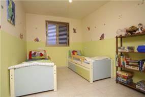 חדר ילדים, דירה, הרצליה - total design