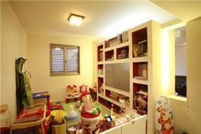 חדר משחקים, דירה, הרצליה - total design