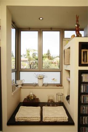פינת ישיבה, בית פרטי, אבן יהודה - total design