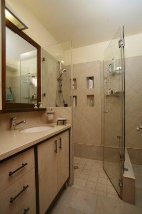 חדר רחצה, דירה, הרצליה - total design