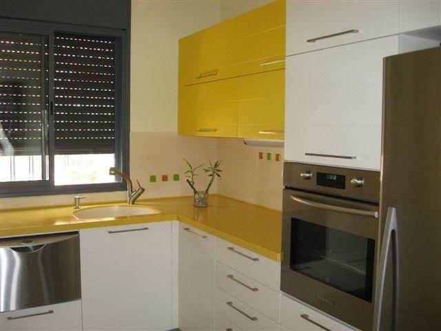 צבעים במטבח