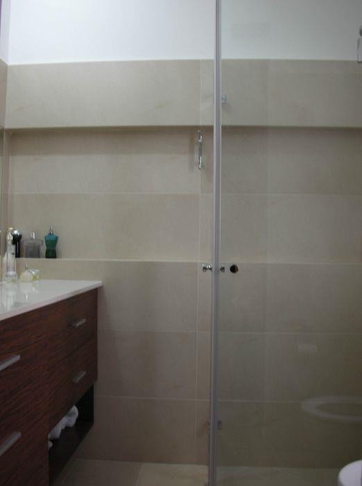 חדר אמבטיה, דירה, כפר סבא - לירון מורן- אדריכלות פנים
