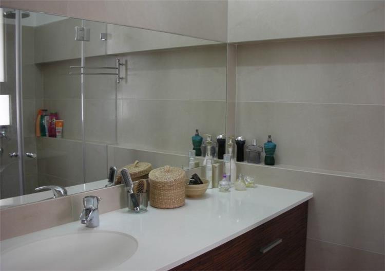 חדר אמבטיה - לירון מורן- אדריכלות פנים