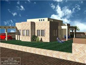בית פרטי, מושב גילת - ענת מוגילנר-אדריכלות ועיצוב