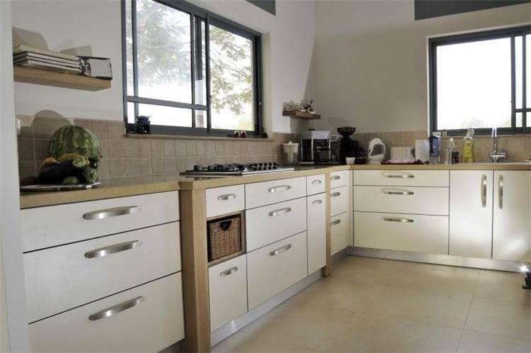 מטבח לבן, ענת מוגילנר - אדריכלות ועיצוב