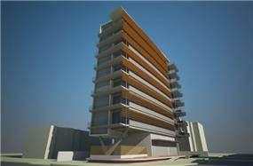 """הדמייה של משרד האדריכלות: פיין ארק בע""""מ"""
