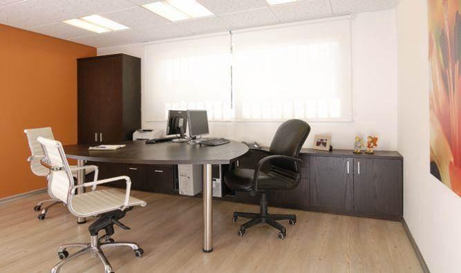 חדר מנהלים במשרד כוח אדם