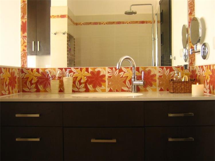 אמבטיה - נעמה לבי עיצוב ואדריכלות פנים
