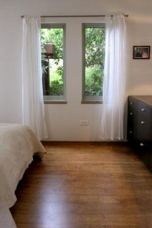 חדר שינה, בית פרטי, רמת השרון - רונית תירוש-אדריכלות ועיצוב פנים