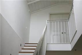מדרגות, בית פרטי, ניצני עוז - רונית תירוש-אדריכלות ועיצוב פנים