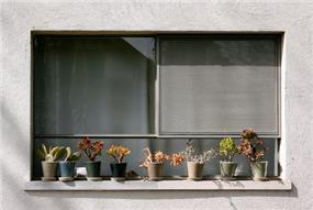 חלון, בית פרטי, עדנים - רונית תירוש-אדריכלות ועיצוב פנים