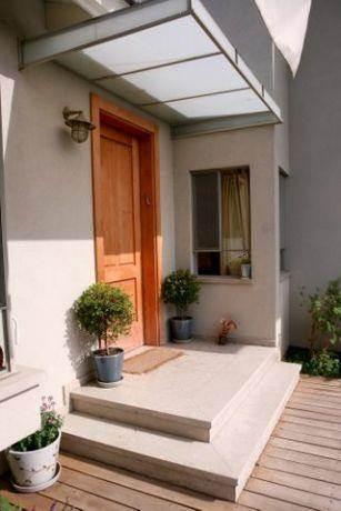 כניסה, בית פרטי, רמת השרון - רונית תירוש-אדריכלות ועיצוב פנים