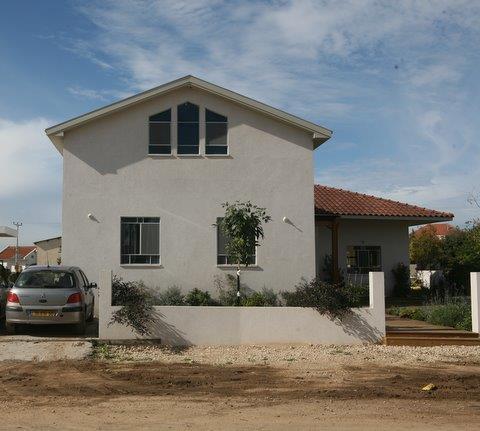 בית פרטי, ניצני עוז - רונית תירוש-אדריכלות ועיצוב פנים