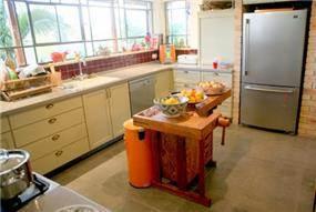 מטבח, בית פרטי, עמק חפר - רונית תירוש-אדריכלות ועיצוב פנים