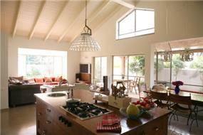 מטבח, בית פרטי, רמת השרון - רונית תירוש-אדריכלות ועיצוב פנים