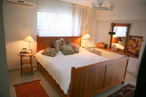 חדר שינה, בית פרטי, עדנים - רונית תירוש-אדריכלות ועיצוב פנים