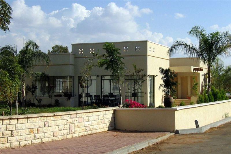 בית פרטי, השפלה - אהרון טיטינגר אדריכלים