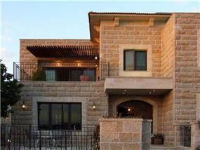 בית פרטי, מודיעין - אהרון טיטינגר אדריכלים