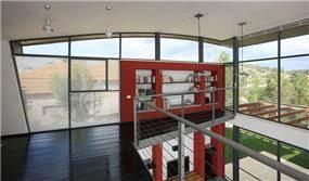 בית פרטי, מסילת ציון - אהרון טיטינגר אדריכלים