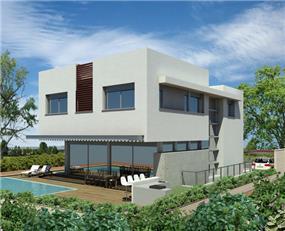 בית פרטי - אהרון טיטינגר אדריכלים