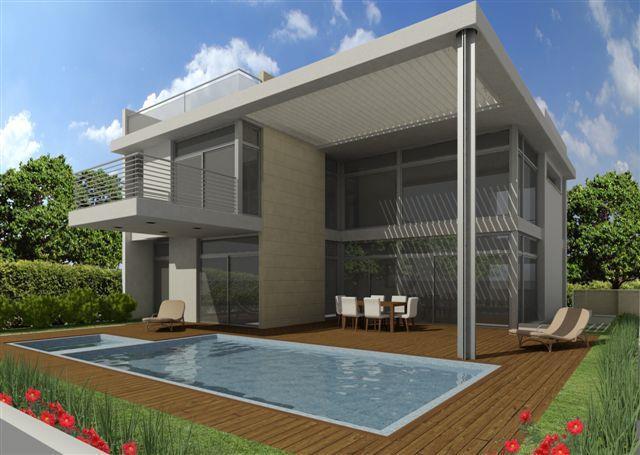 בית פרטי, רעננה - אהרון טיטינגר אדריכלים