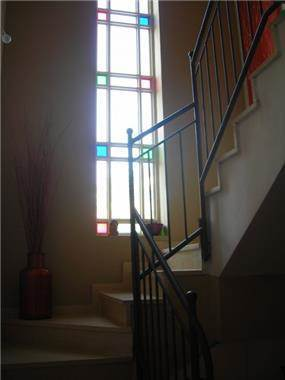 חדר מדרגות, בית פרטי - TAHOMA DESIGN STUDIO