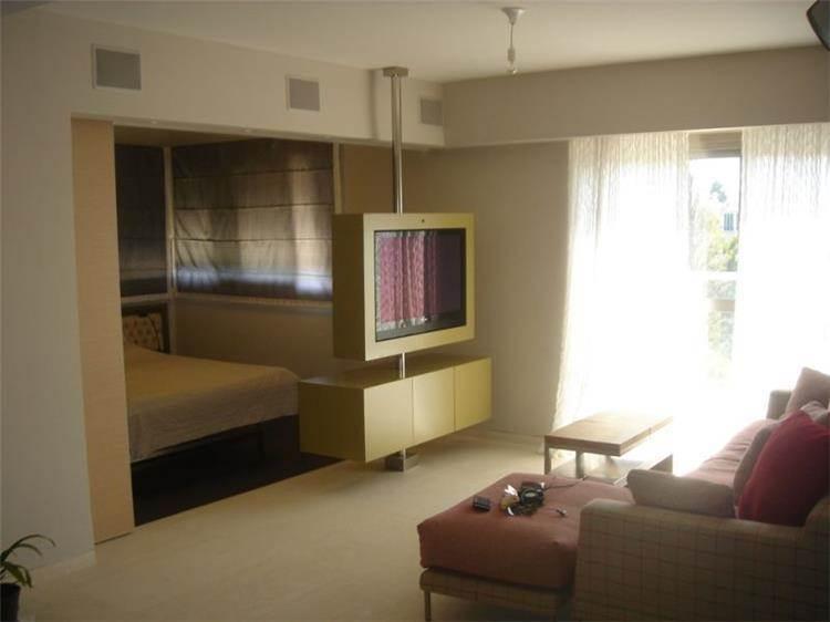סלון וחדר שינה - סטודיו 180