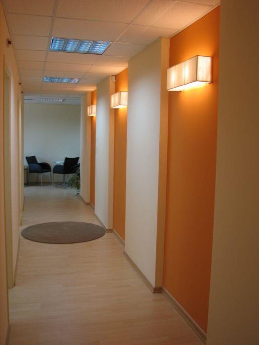 מסדרון במשרד - גוטיקה - אדריכלות פנים מעוצבת