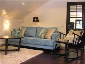 חדר משפחה ומוסיקה בעליית גג ברמת אפעל