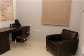 חדר עבודה מעוצב - קונספט עיצובים