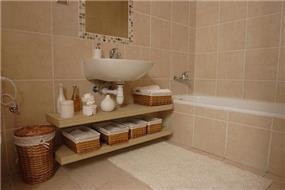 חדר אמבטיה מעוצב - קונספט עיצובים