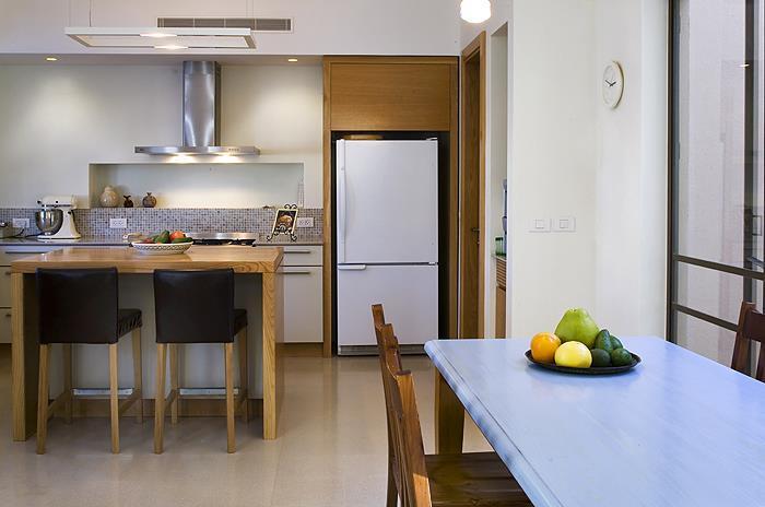 מטבח מודרני - דביר-רותם דיזיין