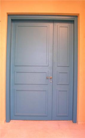 עיצוב דלת כניסה - אילנית אדלר