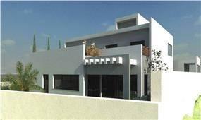 הדמיית עורף בית פרטי, ברק פרימה אדריכלים ומעצבים